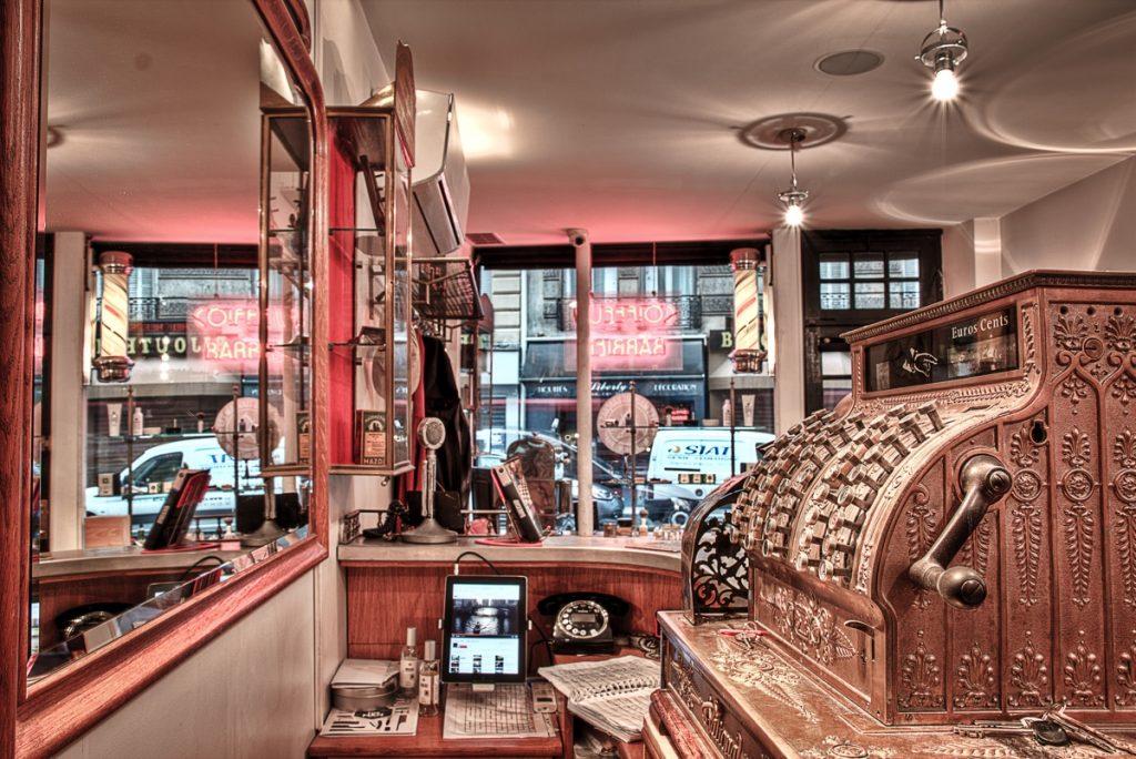 menu of service barber shop oberkampf les mauvais gar ons. Black Bedroom Furniture Sets. Home Design Ideas